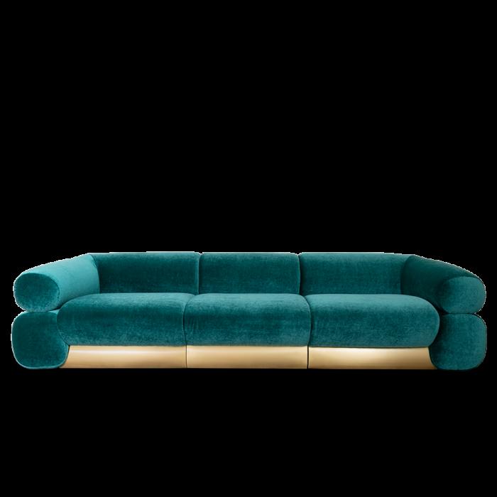 Tendencias de Interiores: Una Colección contemporánea lujuosa tendencias de interiores Tendencias de Interiores: Una Colección contemporánea lujuosa fitzgerald modular sofa 1
