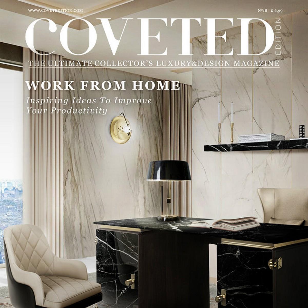 Revista CovetED: Nueva Edición - Trabaja desde Casa