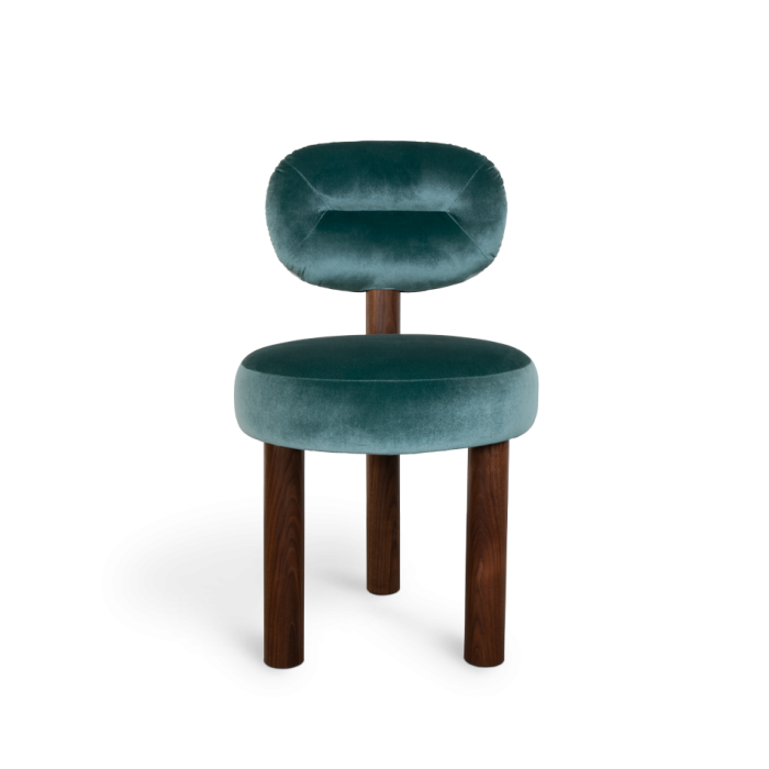 Tendencias de Interiores: Una Colección contemporánea lujuosa tendencias de interiores Tendencias de Interiores: Una Colección contemporánea lujuosa henry dining chair 1