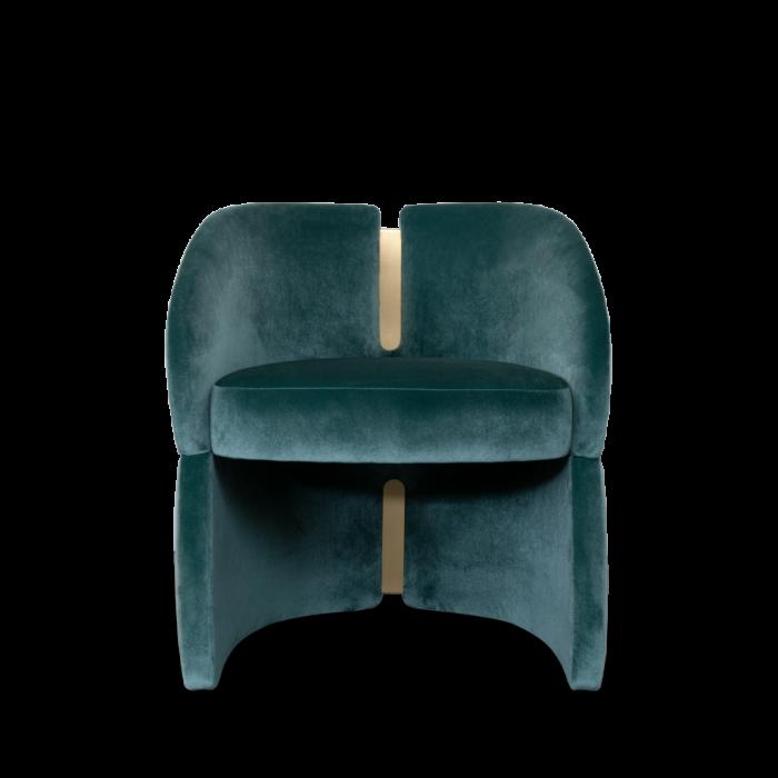 Tendencias de Interiores: Una Colección contemporánea lujuosa tendencias de interiores Tendencias de Interiores: Una Colección contemporánea lujuosa isadora dining chair 1