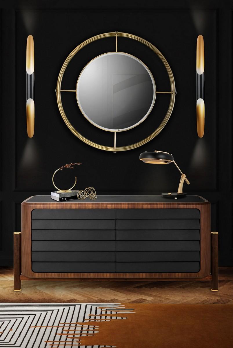 Diseño de Interiores: 5 Espejos para conjugar con un aparador lujuoso diseño de interiores Diseño de Interiores: 5 Espejos para conjugar con un aparador lujuoso oSqcaqJQ