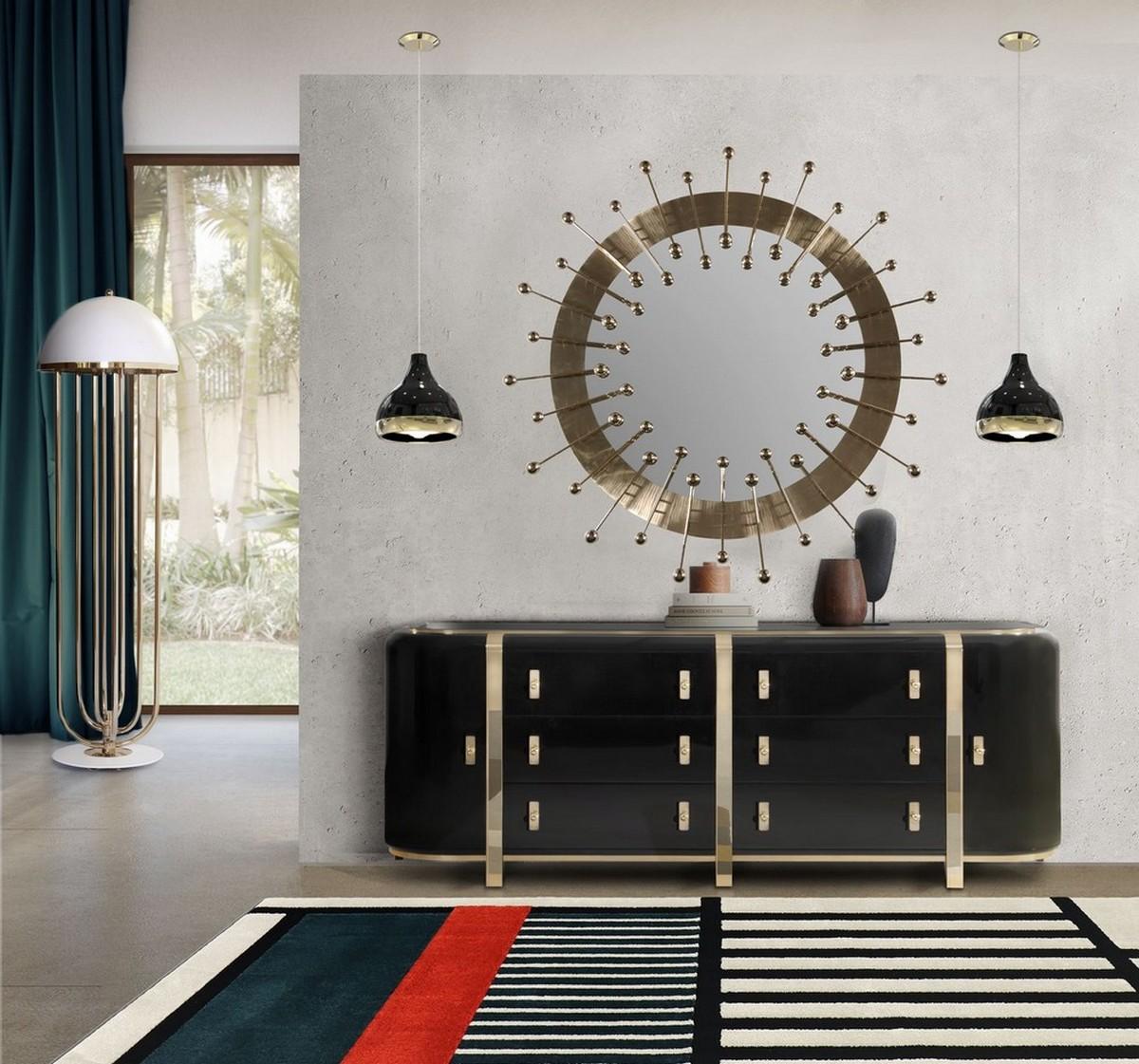 Diseño de Interiores: 5 Espejos para conjugar con un aparador lujuoso diseño de interiores Diseño de Interiores: 5 Espejos para conjugar con un aparador lujuoso qtqIKohw