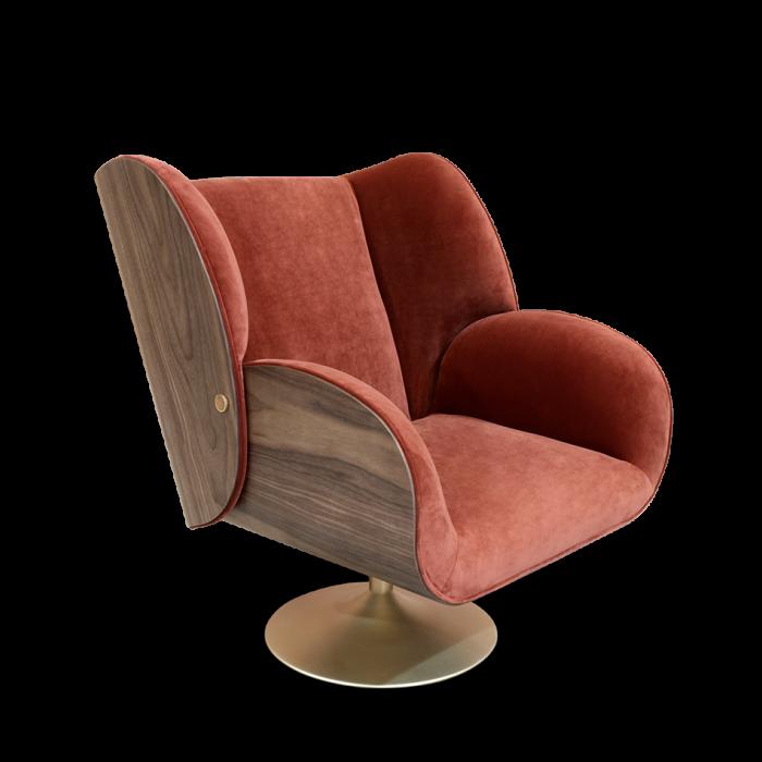 Tendencias de Interiores: Una Colección contemporánea lujuosa tendencias de interiores Tendencias de Interiores: Una Colección contemporánea lujuosa virginia armchair 2