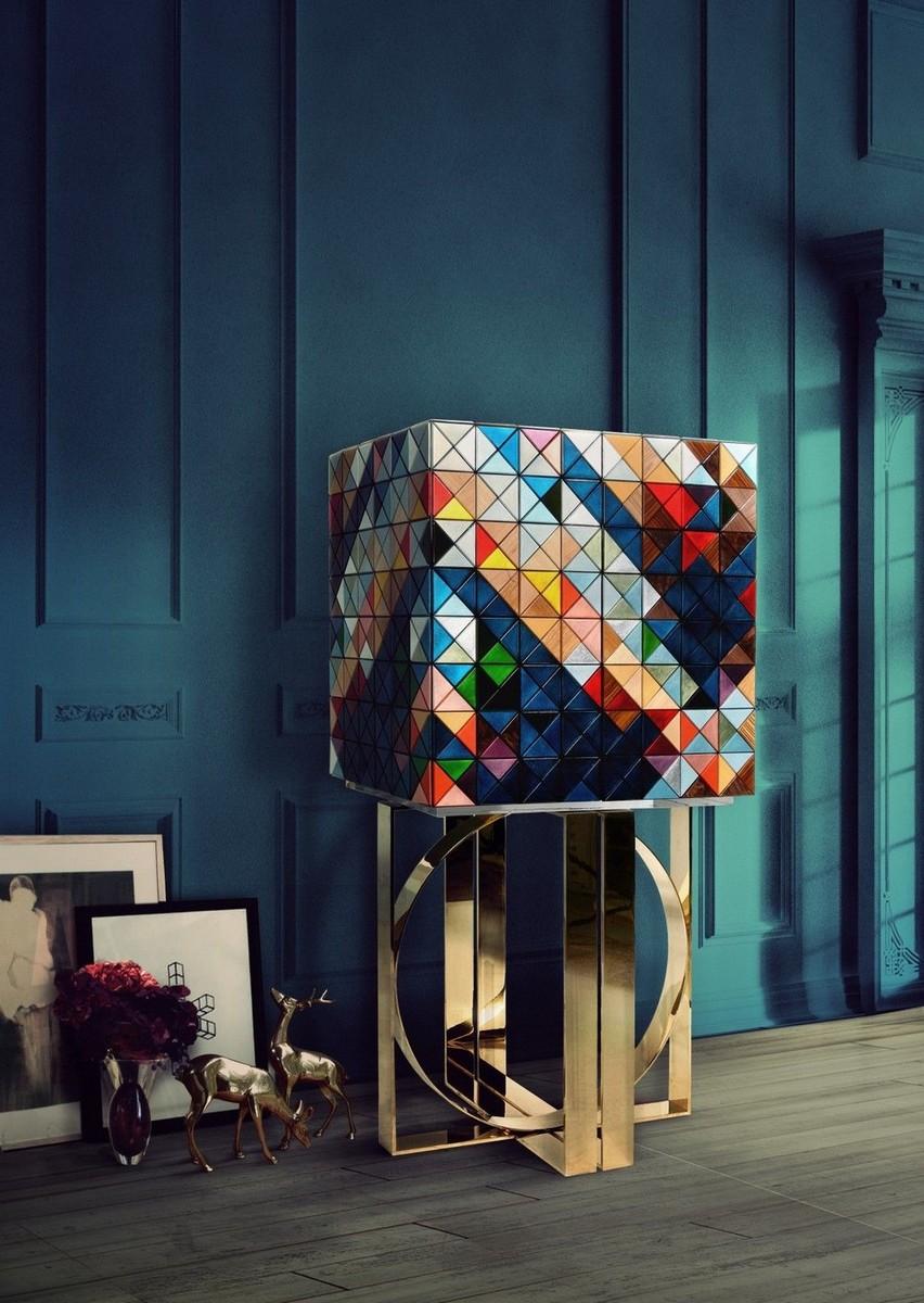 diseño de comedor Diseño de Comedor: Una seleción de muebles lujuosos y coloridos 0d0ec98f025335576f82fb22bfa86f65