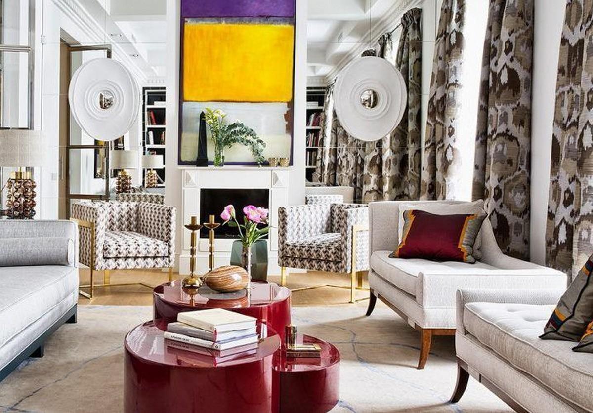 Estudio de Interiores: Fabré Fauquié crea ambientes eclécticos y contemporáneos