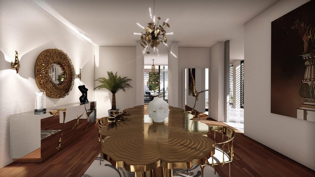 Diseño de Espejos para un proyecto contemporaneo y lujuoso de Comedor [object object] Diseño de Espejos para un proyecto contemporaneo y lujuoso de Comedor 4 1