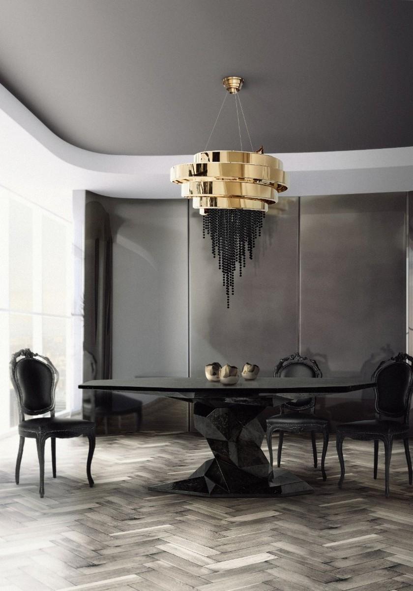 Diseño de Comedor: Una seleción de muebles lujuosos y coloridos diseño de comedor Diseño de Comedor: Una seleción de muebles lujuosos y coloridos 6 Bonsai Dining Table A love at first sight from Boca Do Lobo