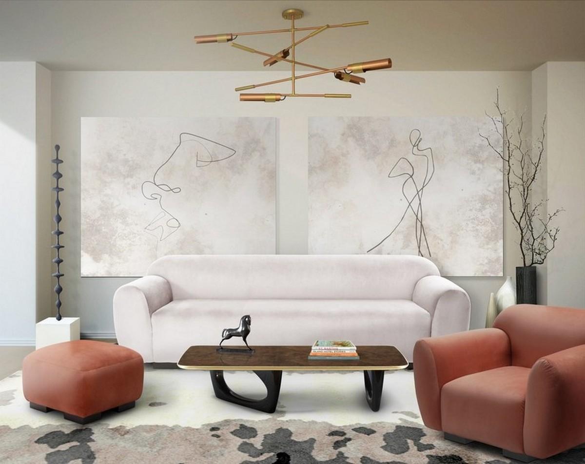 Diseño de Interiores: Sofas Modernos para la decoración de una Sala de Estar Elegante diseño de interiores Diseño de Interiores: Sofas Modernos para la decoración de una Sala de Estar Elegante BB Otter Sofa Modern 1