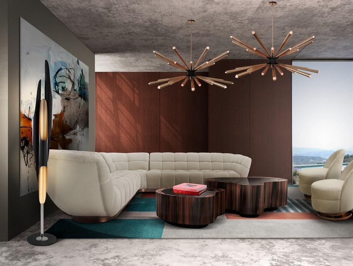 Diseño de Interiores: Sofas Modernos para la decoración de una Sala de Estar Elegante diseño de interiores Diseño de Interiores: Sofas Modernos para la decoración de una Sala de Estar Elegante CV essex wave