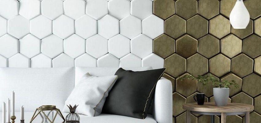 Ideas para Interiores: Belleza para un proyecto lujuoso con Texturas