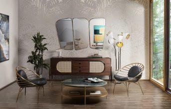 Diseño de Aparadores: Ideas para cualquier proyecto lujuoso y exclusivo [object object] Diseño de Espejos para un proyecto contemporaneo y lujuoso de Comedor Featured 5 343x220