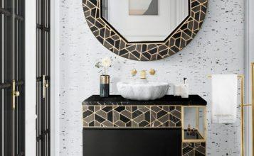 Interiores para Baños: Ideas poderosas y lujuosas para cualquier espacio interiores para baños Interiores para Baños: Ideas poderosas y lujuosas para cualquier espacio Featured1 1 357x220