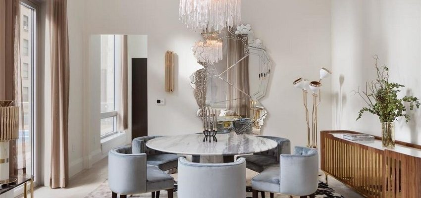 Diseño de Interiores: ideas para piezas elegantes y lujuosas