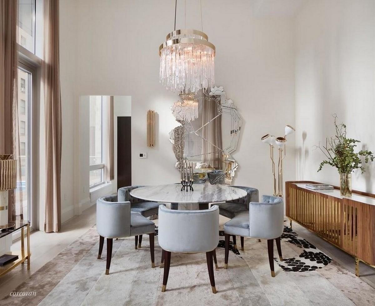 Diseño de Interiores: ideas para piezas elegantes y lujuosas diseño de interiores Diseño de Interiores: ideas para piezas elegantes y lujuosas How To Use Oversized Decor In Your Home Design 1