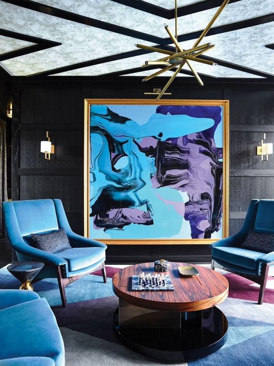 Diseño de Interiores: ideas para piezas elegantes y lujuosas diseño de interiores Diseño de Interiores: ideas para piezas elegantes y lujuosas How To Use Oversized Decor In Your Home Design 2
