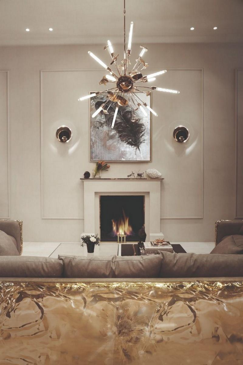 Diseño de Interiores: ideas para piezas elegantes y lujuosas diseño de interiores Diseño de Interiores: ideas para piezas elegantes y lujuosas How To Use Oversized Decor In Your Home Design 9
