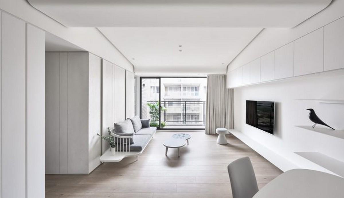Diseño Moderno: Proyectos minimalistas que puedes encuentrar la simplicidad diseño moderno Diseño Moderno: Proyectos minimalistas que puedes encuentrar la simplicidad Modern Minimal Designs That Find Substance in Simplicity