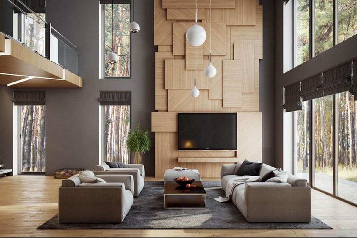 Tendencias de Lujo: Ideas para una Sala de Estar Contemporánea tendencias de lujo Tendencias de Lujo: Ideas para una Sala de Estar Contemporánea Unique Living Rooms Designs for a Contemporary Home 2