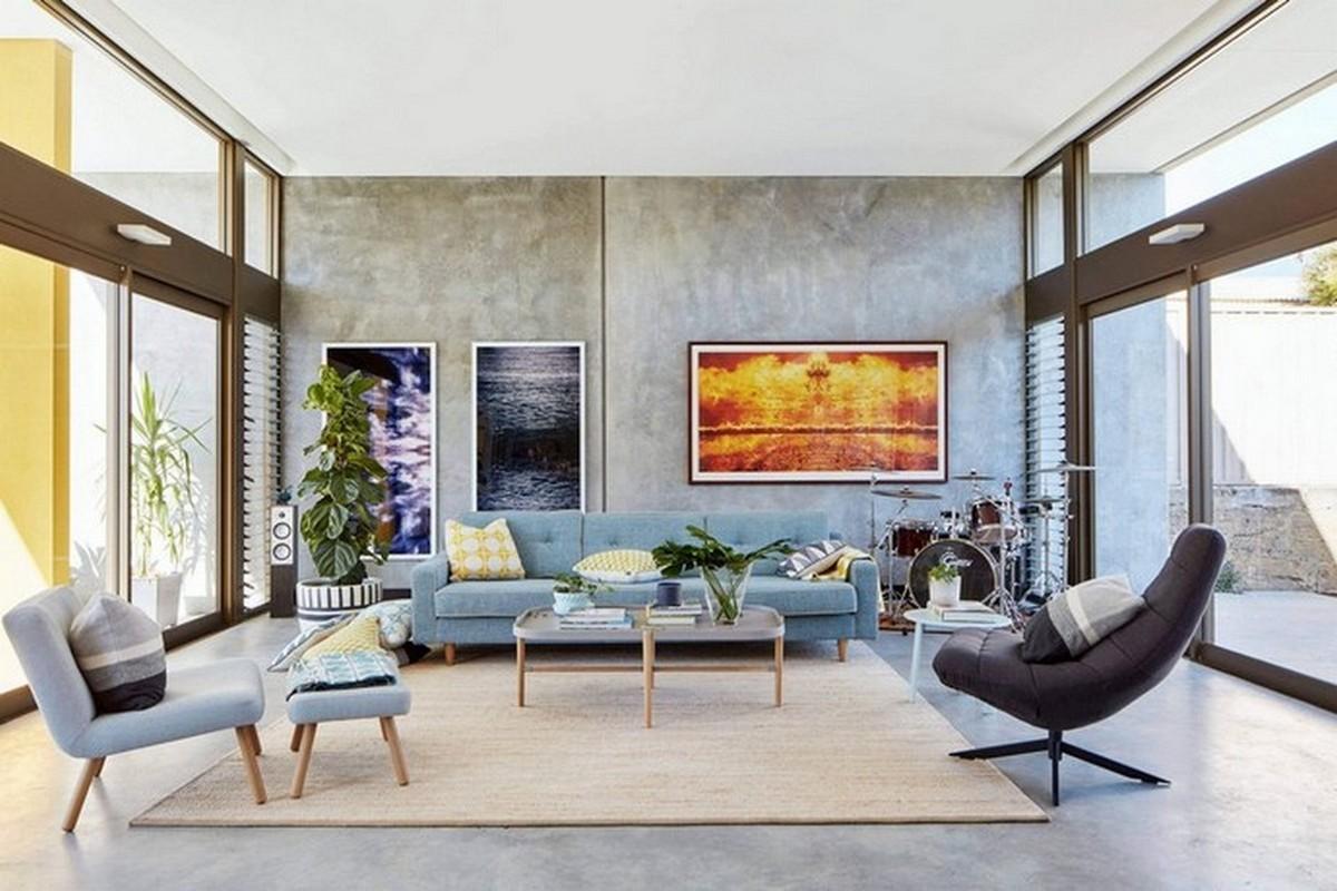 Tendencias de Lujo: Ideas para una Sala de Estar Contemporánea tendencias de lujo Tendencias de Lujo: Ideas para una Sala de Estar Contemporánea Unique Living Rooms Designs for a Contemporary Home 3