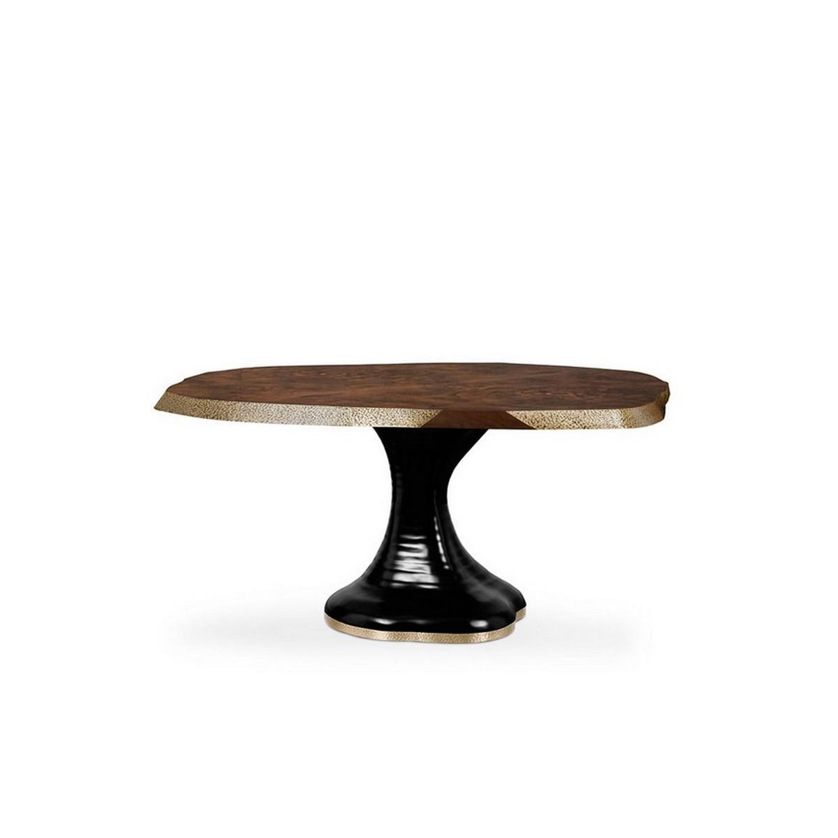 Diseños de Interiores inspirados en Naturaleza: ideas para cambiar un proyecto diseño de interiores Diseño de Interiores inspirados en Naturaleza: ideas para cambiar un proyecto bb plateau dining table 2 imagem principal