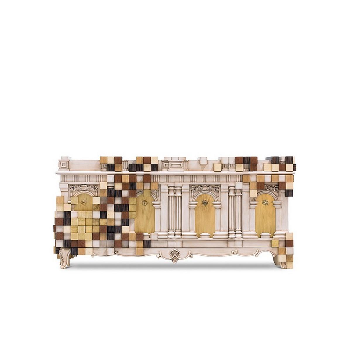 Ideas para Interiores: Belleza para un proyecto lujuoso con Texturas ideas para interiores Ideas para Interiores: Belleza para un proyecto lujuoso con Texturas bl piccadilly sideboard general img 1200x1200