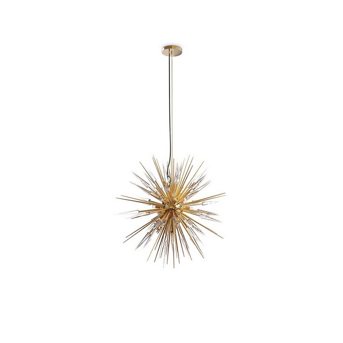 Ideas para Interiores: Belleza para un proyecto lujuoso con Texturas ideas para interiores Ideas para Interiores: Belleza para un proyecto lujuoso con Texturas luxxu explosion suspension