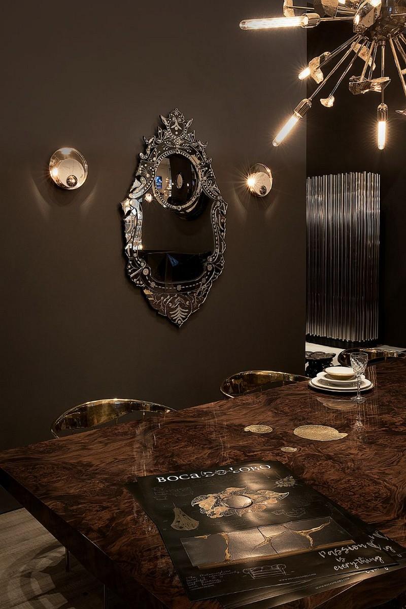 Espejos de lujo que le darán vida a su comedor moderno y exclusivo espejos de lujo Espejos de lujo que le darán vida a su comedor moderno y exclusivo mo 2017 08 1