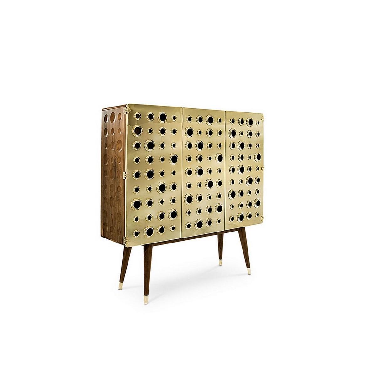 Diseño de Interiores: Armarios de Bar para un proyecto lujuoso diseño de interiores Diseño de Interiores: Armarios de Bar para un proyecto lujuoso monocles cabinet essential home 01