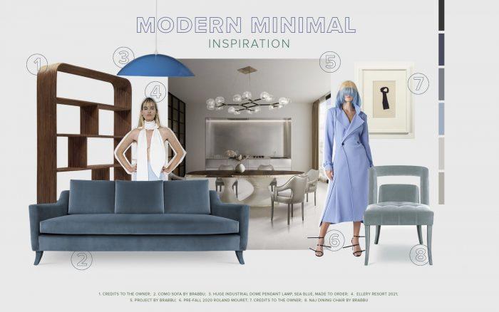 Diseño Moderno: Proyectos minimalistas que puedes encuentrar la simplicidad diseño moderno Diseño Moderno: Proyectos minimalistas que puedes encuentrar la simplicidad moodboard trends modern minimal inspiration 1