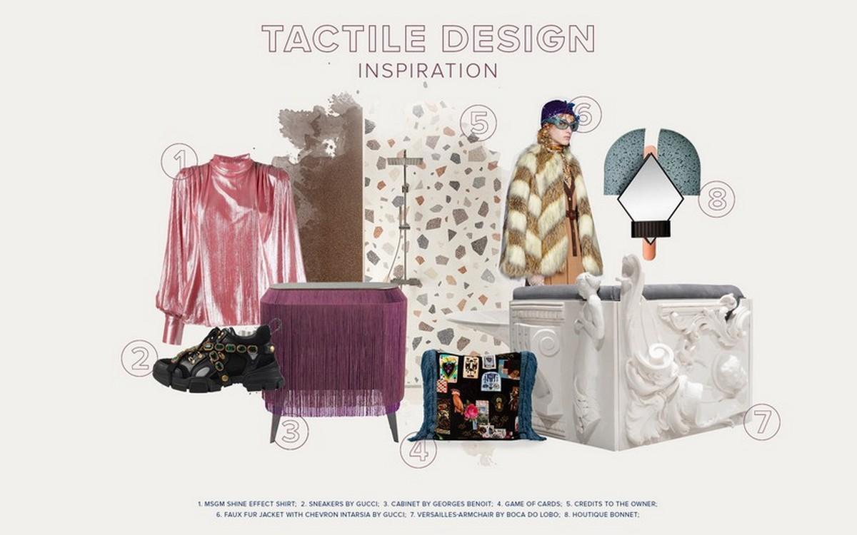Ideas para Interiores: Belleza para un proyecto lujuoso con Texturas ideas para interiores Ideas para Interiores: Belleza para un proyecto lujuoso con Texturas moodboard trends tactile design inspiration