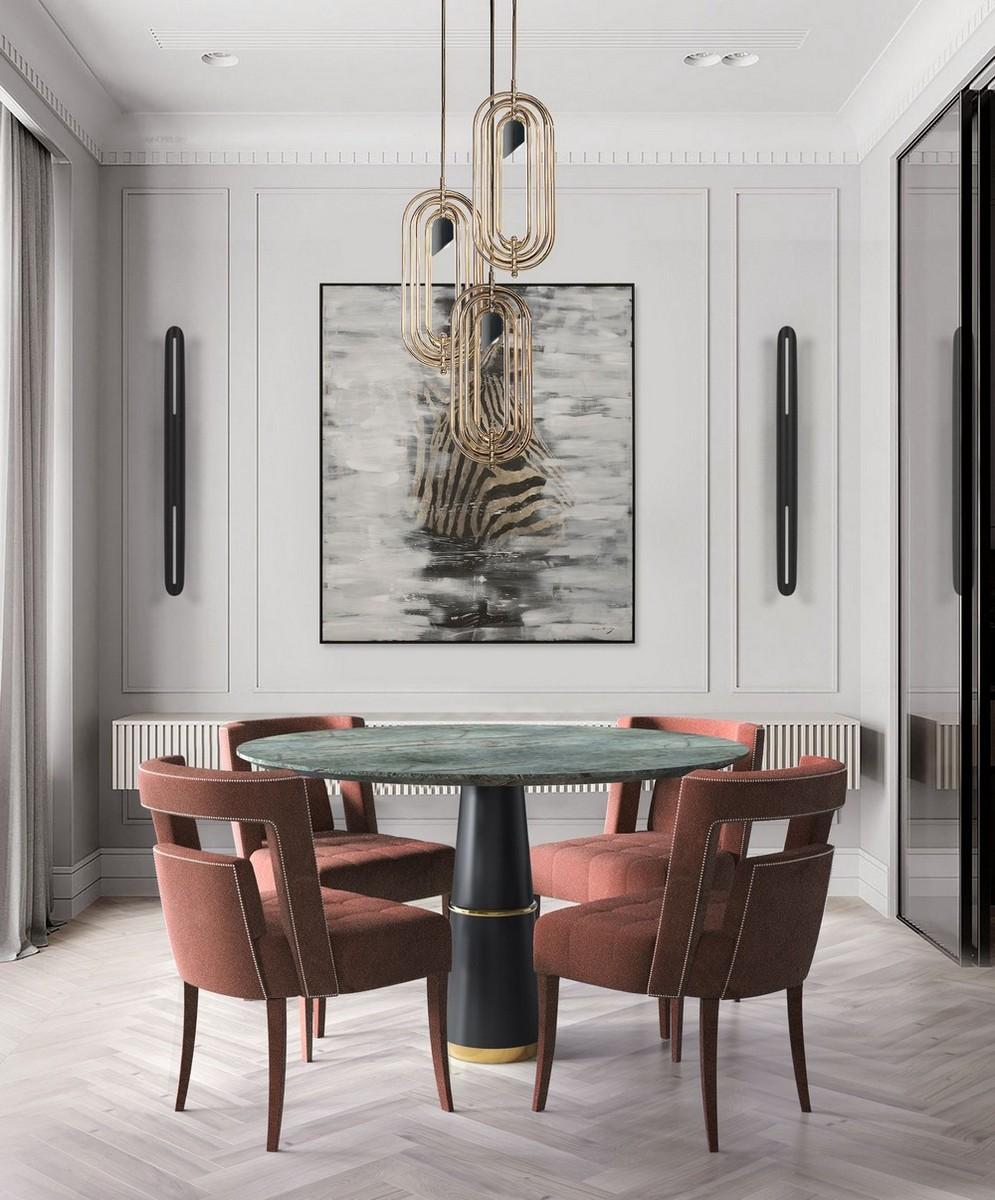 Diseño de Comedor: Una seleción de muebles lujuosos y coloridos diseño de comedor Diseño de Comedor: Una seleción de muebles lujuosos y coloridos naj