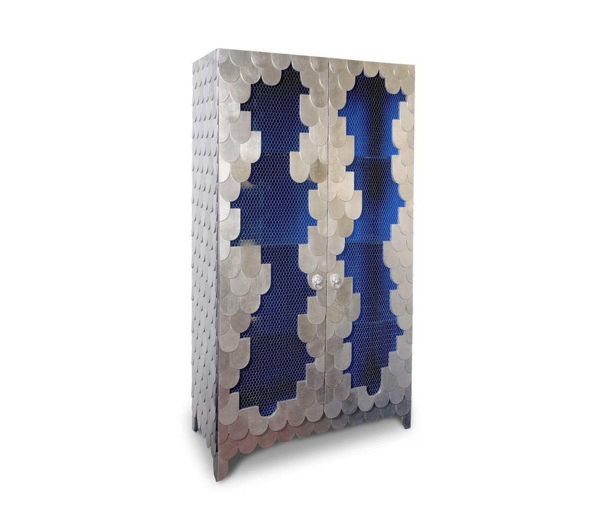 diseño de comedor Diseño de Comedor: Una seleción de muebles lujuosos y coloridos oporto cabinet 01 zoom boca do lobo