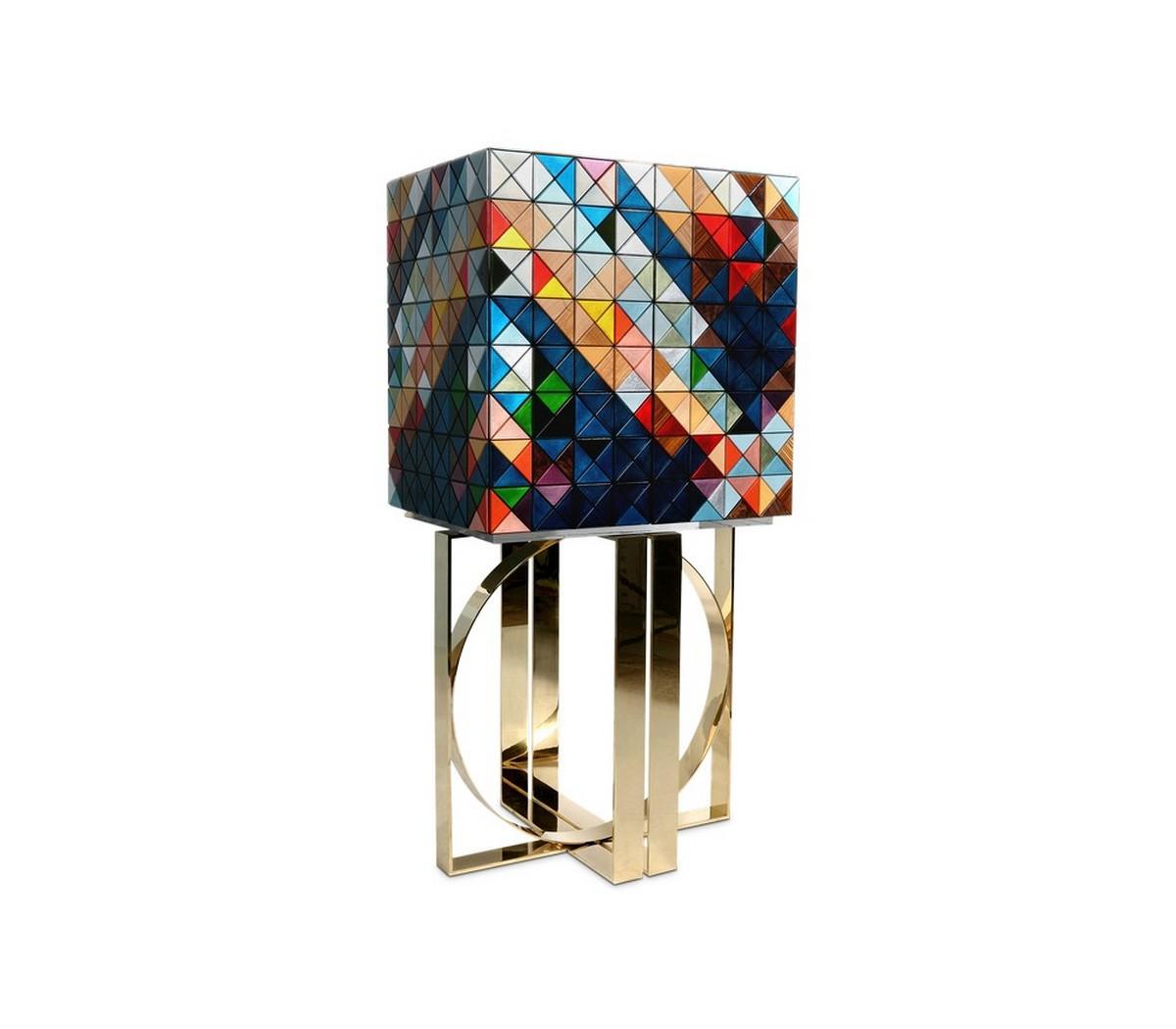 Diseño de Comedor: Una seleción de muebles lujuosos y coloridos diseño de comedor Diseño de Comedor: Una seleción de muebles lujuosos y coloridos pixel cabinet 01 zoom boca do lobo