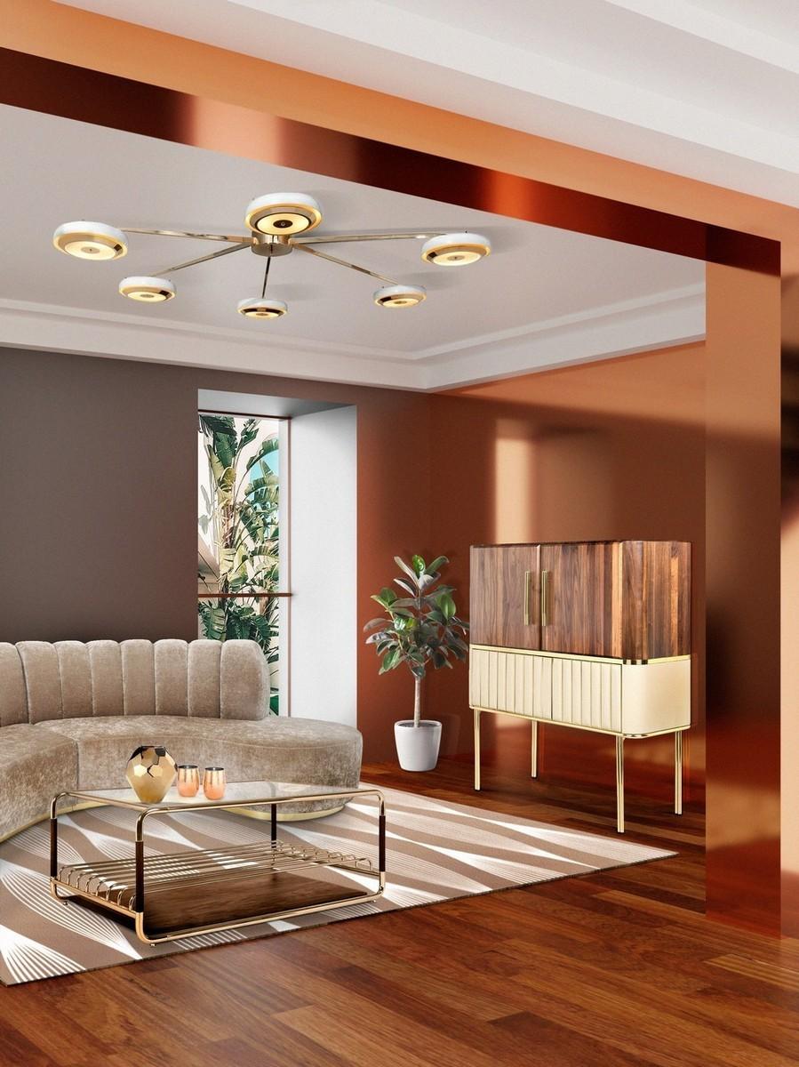Diseño de Interiores: Armarios de Bar para un proyecto lujuoso diseño de interiores Diseño de Interiores: Armarios de Bar para un proyecto lujuoso sala de estar 15 final min