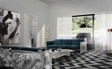 Diseño de Interiores: Sofas Modernos para la decoración de una Sala de Estar Elegante diseño de interiores Diseño de Interiores: Sofas Modernos para la decoración de una Sala de Estar Elegante versailles 357x220
