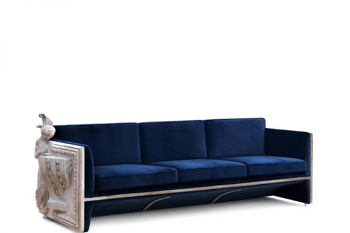 Diseño de Interiores: Sofas Modernos para la decoración de una Sala de Estar Elegante diseño de interiores Diseño de Interiores: Sofas Modernos para la decoración de una Sala de Estar Elegante versailles sofa boca do lobo 01 900x600 1