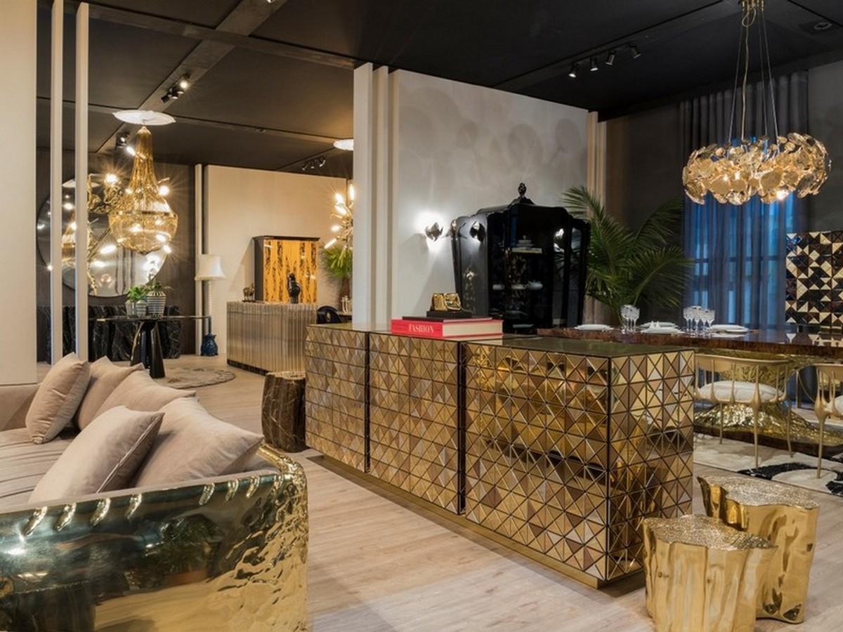 Interiores Lujuosos con Aparadores inspiradores en la arte interiores lujuosos Interiores Lujuosos con Aparadores inspiradores en la arte 4