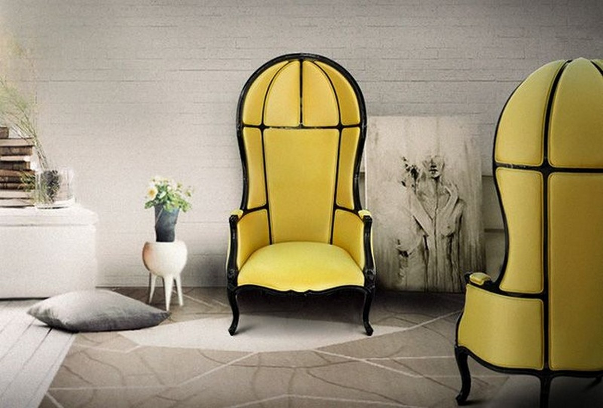 Pantone: Color del año con una seleción de piezas lujuosas pantone Pantone: Color del año con una seleción de piezas lujuosas Bright Yellow Is The Ultimate Colour Trend For Your Home Decor 3