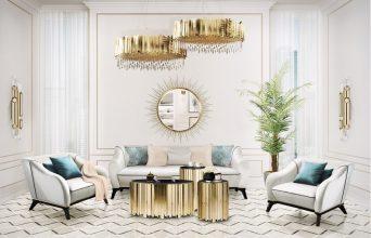 Ideas para Decorar: Mesas de centro de lujo para proyectos perfectos diseño de interiores Diseño de Interiores: Ideas atemporal que puedes poner en un proyecto Featured 342x220