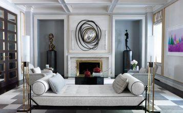 Diseño de Sala de estar: combinaciones de colores poderosas diseño de sala de estar Diseño de Sala de estar: combinaciones de colores poderosas Living Room Design Ideas And Colour Combos To Get Inspired By 6 1 357x220