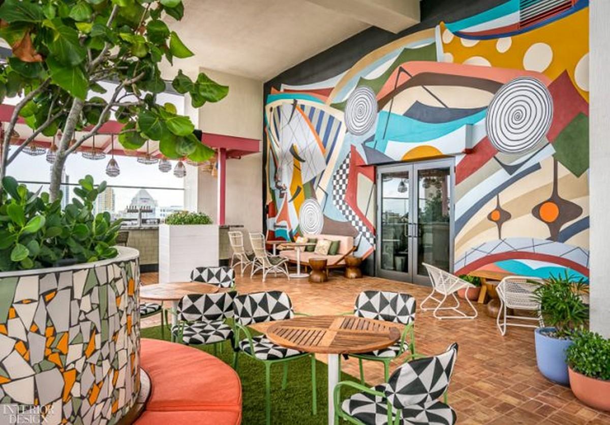 Diseño de Interiores: Divertidas y con colores para un proyecto lujuoso diseño de interiores Diseño de Interiores: Divertidas y con colores para un proyecto lujuoso Playful Design Trend 9 640x446 1