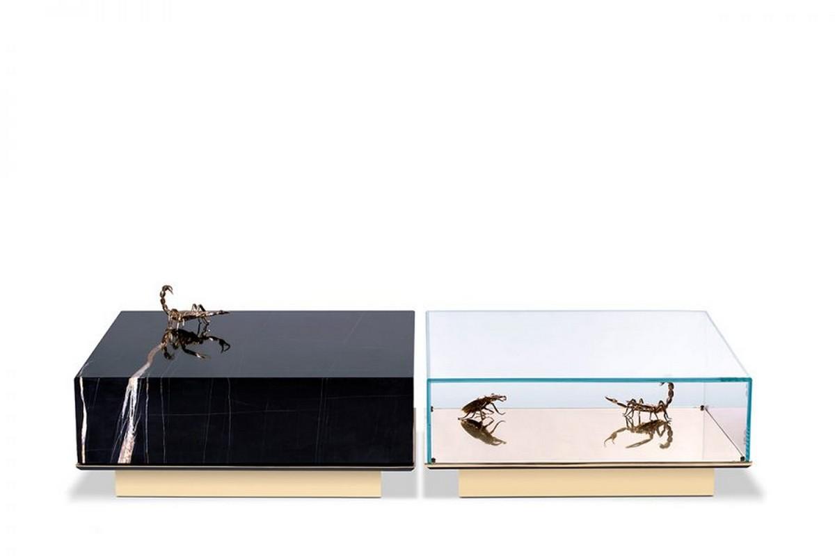 Ideas para Decorar: Mesas de centro de lujo para proyectos perfectos ideas para decorar Ideas para Decorar: Mesas de centro de lujo para proyectos perfectos metamorphosis center table boca do lobo 01 900x600 1