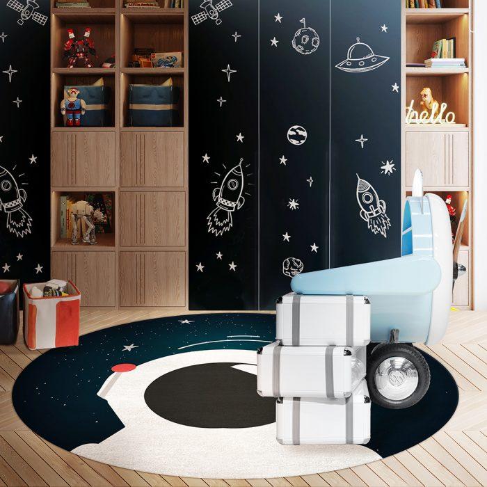 Diseño para niños: Nuevas Alfombras Mágicas por Circu diseño para niños Diseño para niños: Nuevas Alfombras Mágicas por Circu AMBIENTE CIRCU RUG 1