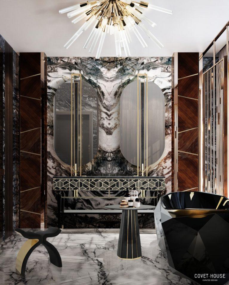 Una Villa Moderna y lujuosa de 8.5 millones por Covet House villa moderna y lujuosa Una Villa Moderna y lujuosa de 8.5 millones por Covet House BATHROOM1 copy copy 768x952 1