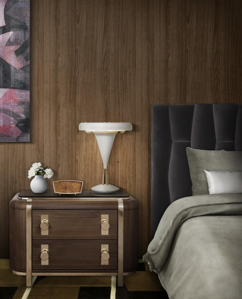 Lámparas de mesa: Piezas exclusivas para un proyecto lujuoso lámparas de mesa Lámparas de mesa: Piezas exclusivas para un proyecto lujuoso Check out these Lovely Lamps for your Luxury Bedroom 2