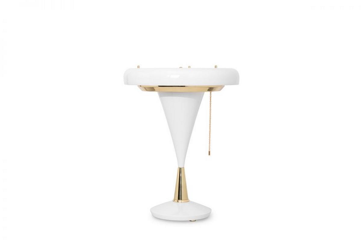 Lámparas de mesa: Piezas exclusivas para un proyecto lujuoso lámparas de mesa Lámparas de mesa: Piezas exclusivas para un proyecto lujuoso DELIGHTFULL CARTER TABLE LAMP 900x600 1