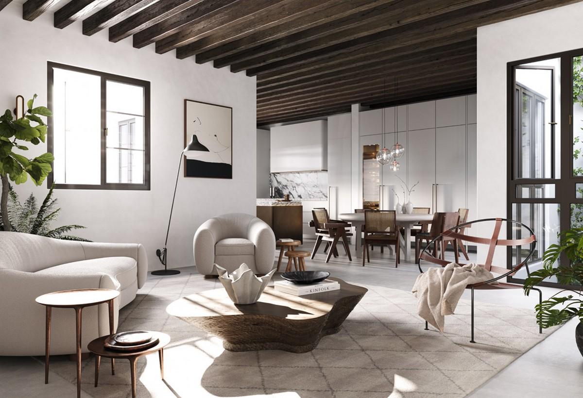 Top Interioristas en Mallorca: Diseño de Interiores poderoso y lujuoso top interioristas Top Interioristas en Mallorca: Diseño de Interiores poderoso y lujuoso Espacio Home Design