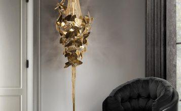 Lámparas de Piso: Piezas poderosas para un proyecto exclusivo lámparas de piso Lámparas de Piso: Piezas poderosas para un proyecto exclusivo Featured 5 357x220