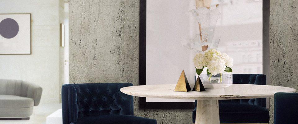 Sillas de Comedor: Piezas elegantes para un proyecto exclusivo