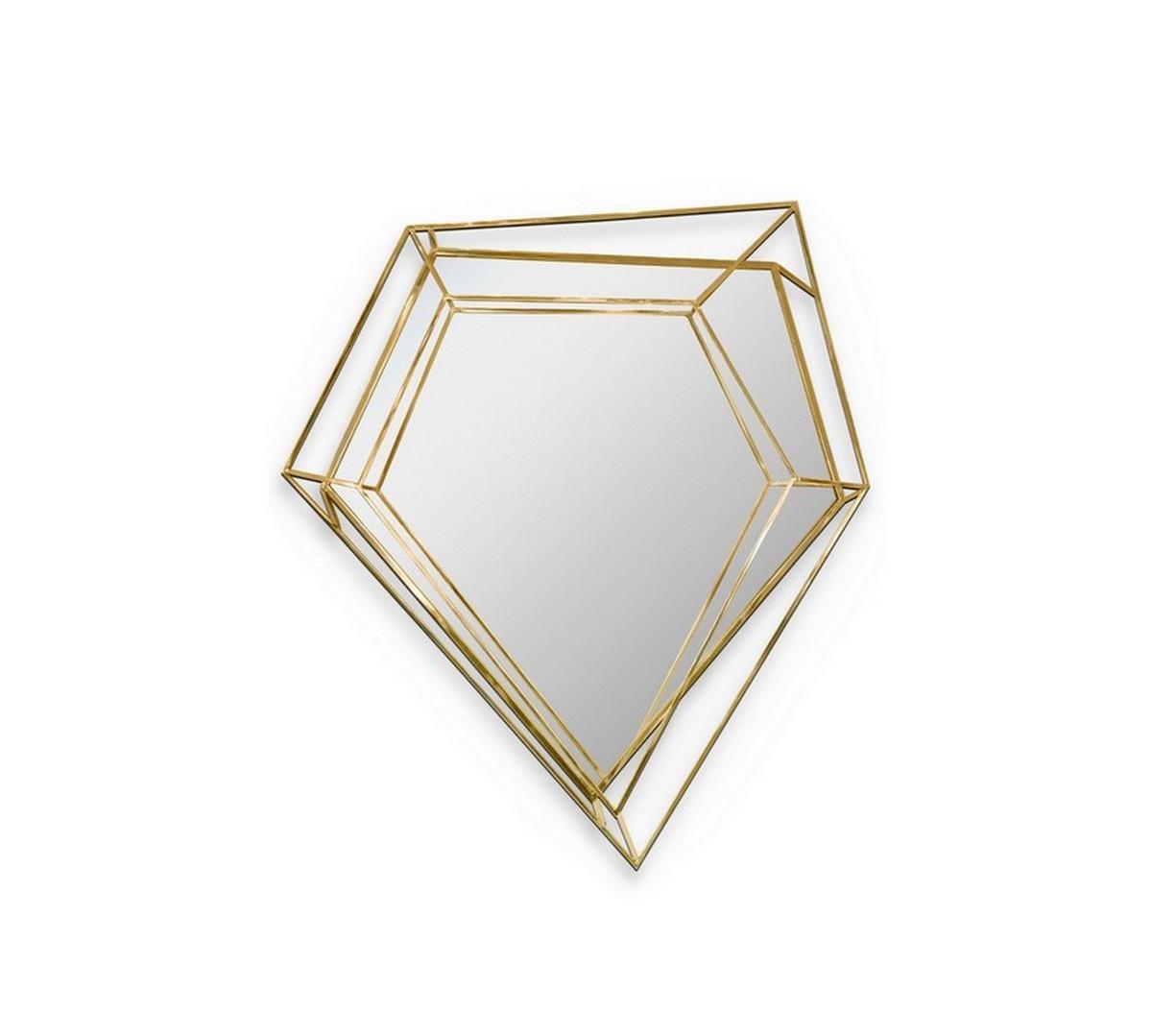 Espejos excluisvos: Piezas elegantes y lujuosas para un proyecto perfecto espejos exclusivos Espejos exclusivos: Piezas elegantes y lujuosas para un proyecto perfecto diamnd2